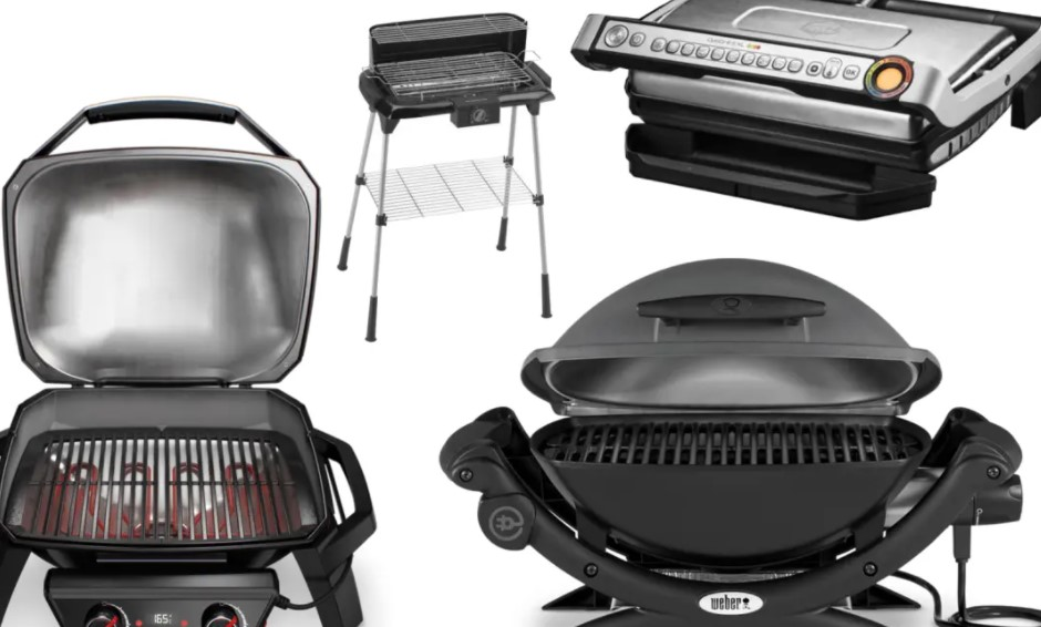 What Is Electric Grill?